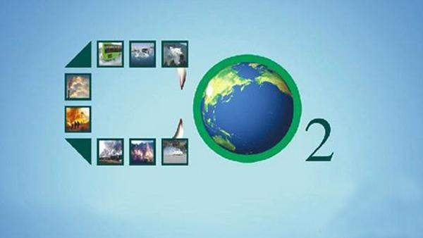 碳排放,大氣污染,大氣環境